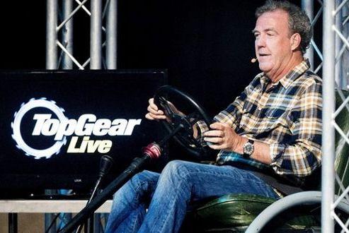 Top Gear之那些年你不知道的猩猩叔
