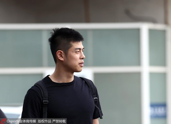 方硕慎言男篮集训目标:我在北京还没站稳脚跟呢
