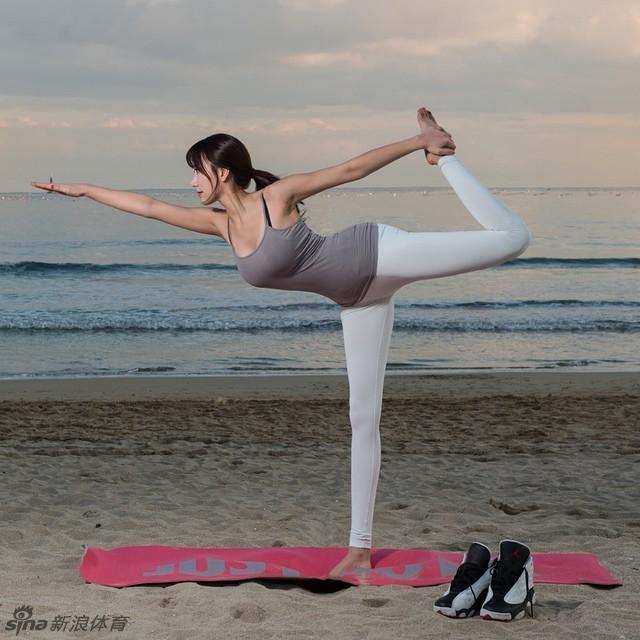 韩国美女健身教练私照 社会