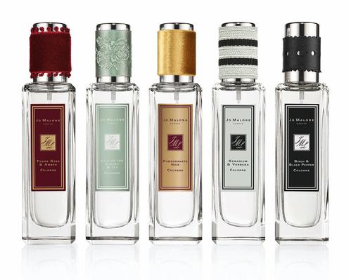 祖马龙2015限量款香水上市 吹起春季英伦风