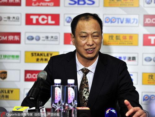 新疆仍难确定是否续约崔万军 将与中国篮协协商