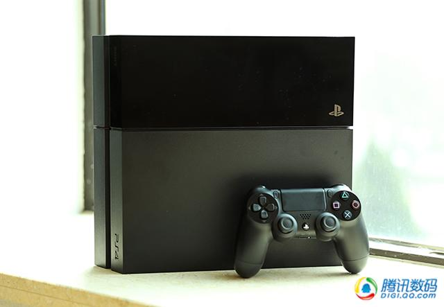 索尼PS4评测:锁PSN不锁盘
