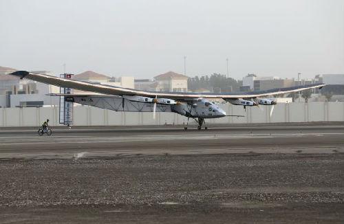 太阳能飞机实用环保遭质疑 太阳能更适合无人机