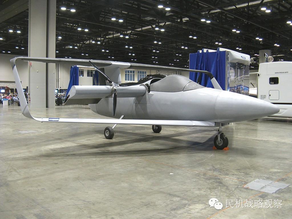 美公司研制垂直起降飞机将在今夏进行飞行试验