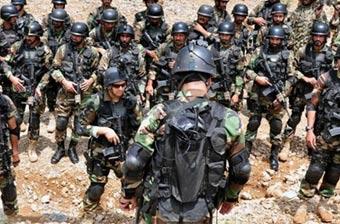 巴基斯坦最精锐SSG特种部队