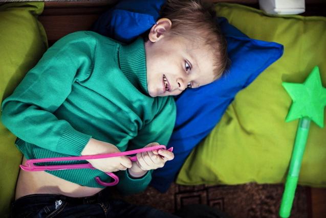 星星的孩子:走近自闭症儿童的世界