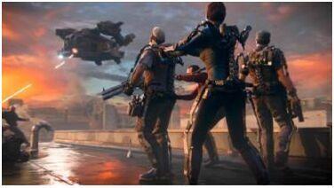 """《使命召唤11:高级战争》""""支配""""DLC登陆Xbox"""