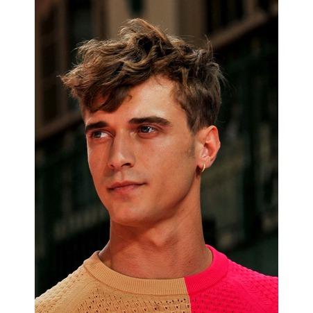 2015春夏最具魅力男性时尚发型 只一眼就爱上他