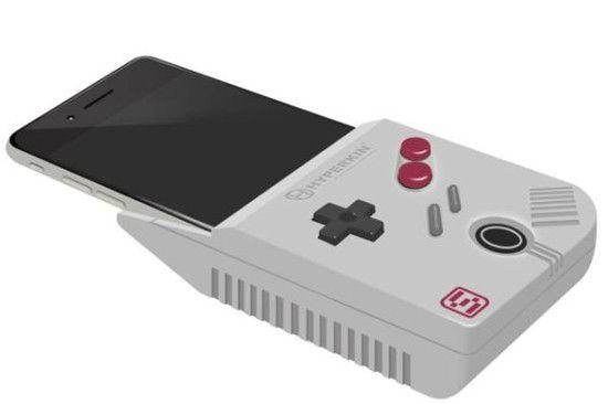 手机变身Game Boy就是这么简单 即插即玩