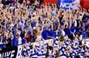 人山人海!7万球迷现场观NCAA决战 吸引力完爆NBA