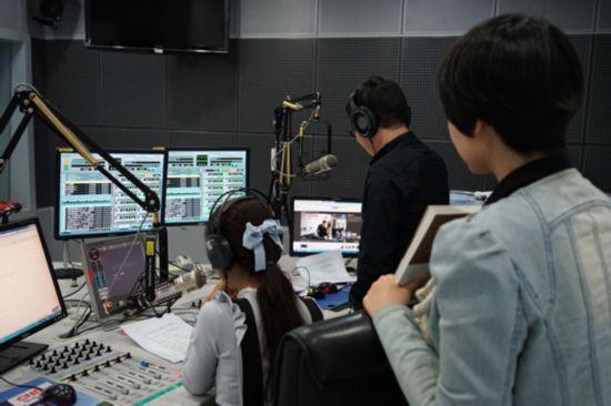 海阳现场秀 电台节目如何实现 广播