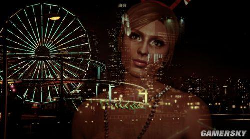 《GTA5》美艳摄影 花花世界留连忘返