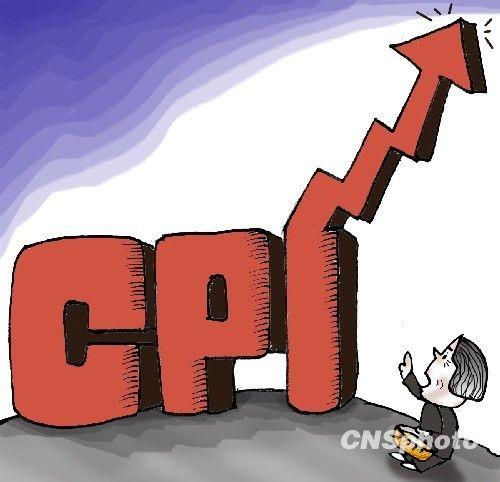 3月CPI或涨1.3% 涨幅连续两月处1时代