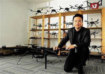 对话极飞:无人机不能只做产品还要做服务
