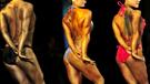 健美健身锦标赛 猛男猛女火热秀魔鬼身材