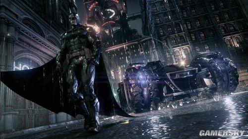 《蝙蝠侠:阿甘骑士》总监答疑 三大特色比游戏容量重要