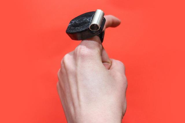 V1bes戒指上手:能测试用户的压力