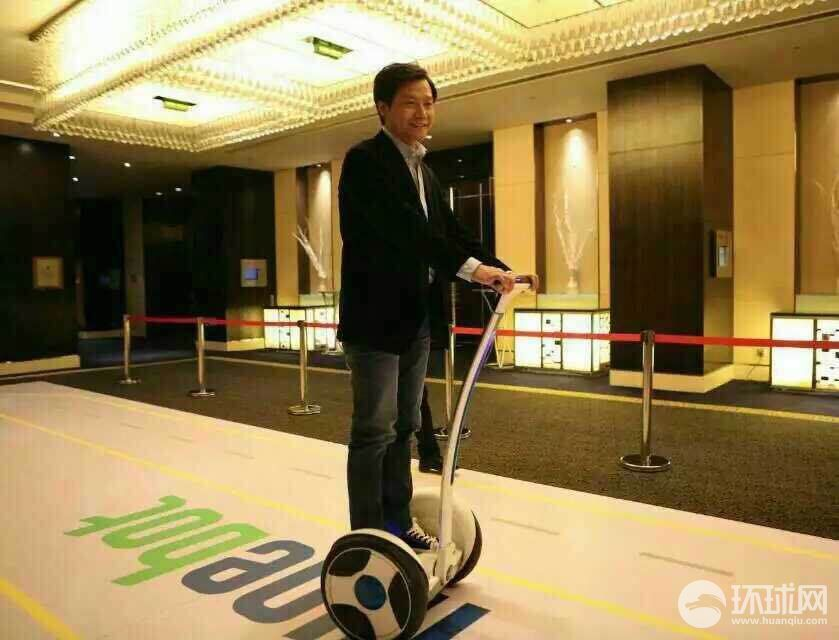 小米生态链新成员Ninebot收购美国平衡车鼻祖