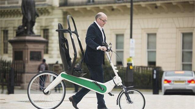 不仅是环保 世界最安全的自行车长啥样?