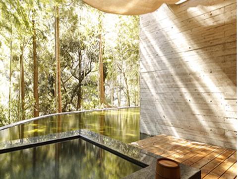 日本箱根最高档温泉竟是这样的