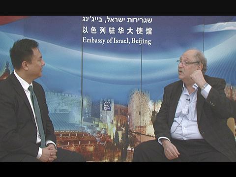 """以色列高科技之父""""不惧""""中国IT巨头"""