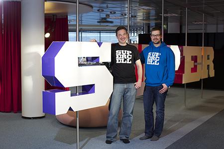 芬兰游戏公司Supecell人均创收7028万