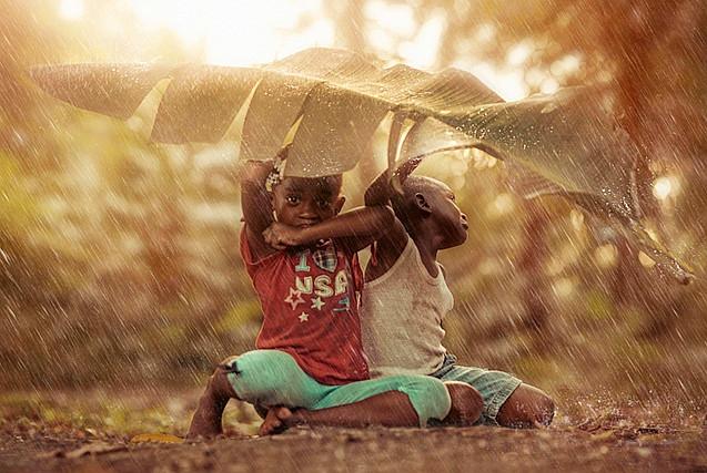 最好的时光:捕捉牙买加儿童纯真生活