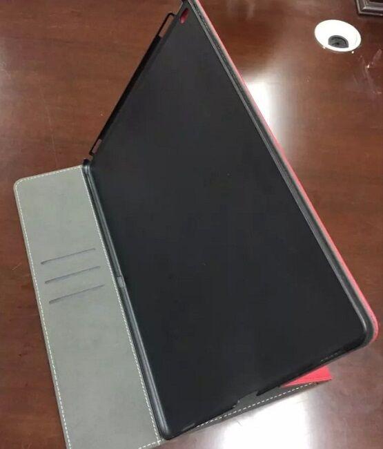 大尺寸iPad保护壳照片曝光 细节全披露