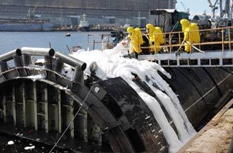 世界最快核潜艇是如何被拆解的