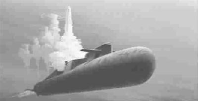 苏联核潜艇世界纪录:3分钟齐射16枚洲际导弹