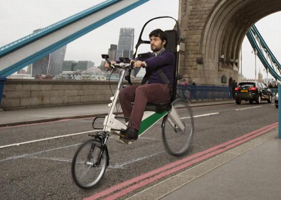 Babel Bike:世界上最安全的自行车