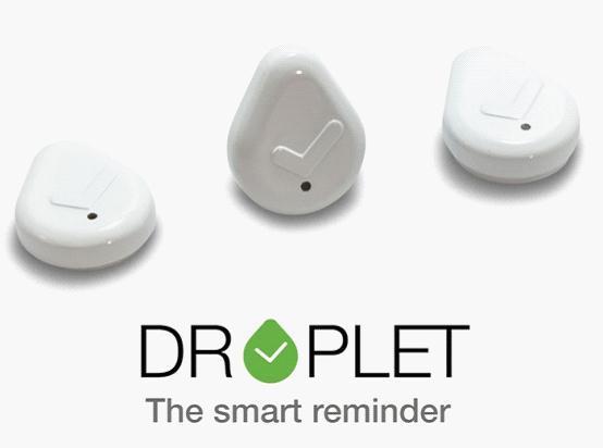 有了Droplet智能提醒器 再也不怕丢三拉四了