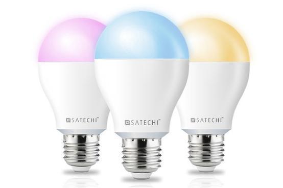它是市面最便宜的智能灯泡之一 专为入门用户