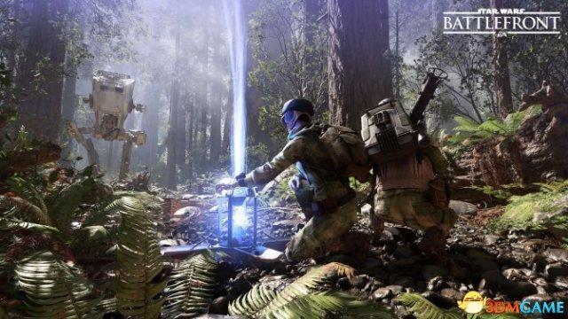 《星球大战:前线》宣传片爆红 24小时600万观看
