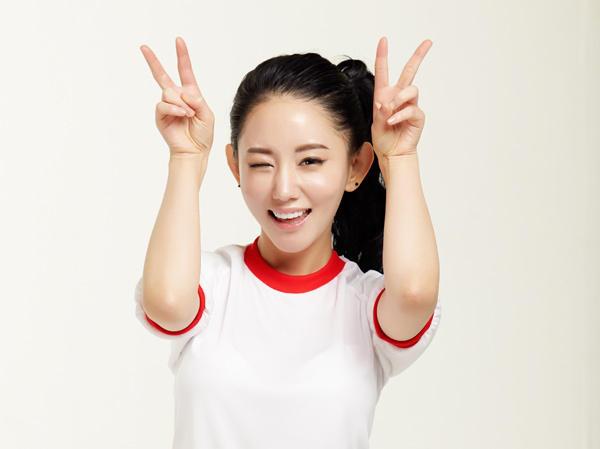 韩国美女架子鼓视频