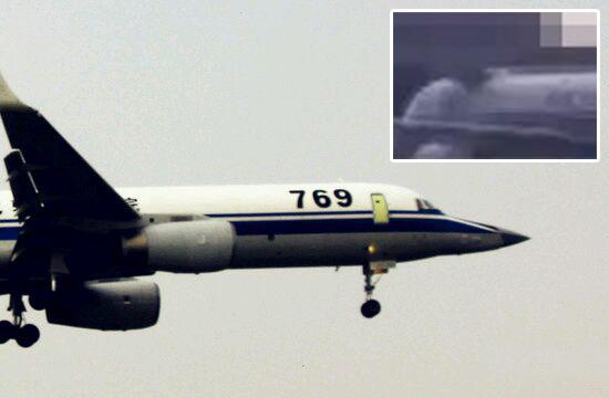 肚里藏着架歼20:试飞院769号图204飞机揭秘