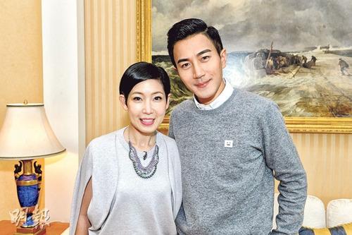 刘恺威回应整容传闻 分享与杨幂恋爱经过-内地明星