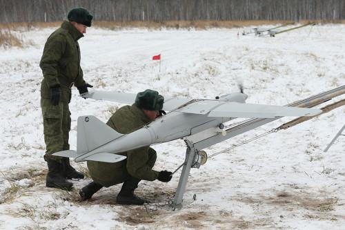 俄媒:俄无人机甚至远落后中国 特别有损尊严