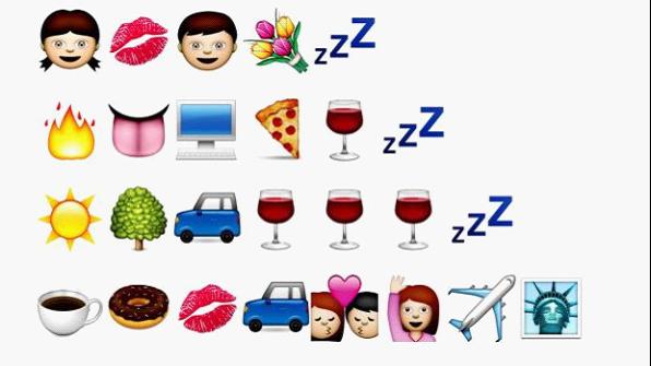 英研究emoji最常用符号