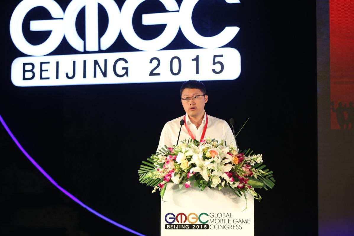 """GMGC 光宇游戏CEO宋洋分享:""""IT江湖""""要做好数据化分析和运营"""