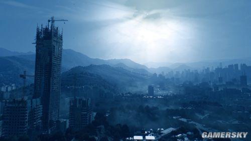 《消逝的光芒》最新4K分辨率艺术截图