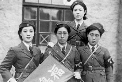 组图揭秘争做慰安妇的日本女人