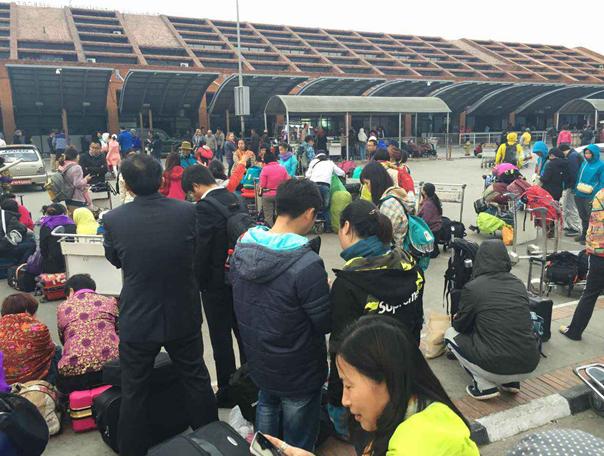 持中国护照就能免费离开尼泊尔?航空公司辟谣