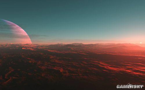 《无限星辰》新截图 行星逼近末日恐惧