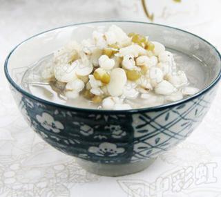 扁豆薏米粥
