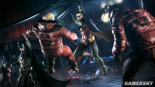 《蝙蝠侠》同屏最大50人 双打营造合作效果