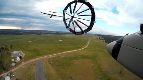永不坠落的无人机:空中充电马上就要来临