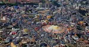 尼泊尔发生8.1级强震