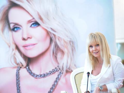 瓦列莉娅:俄罗斯国宝级歌手第一次中国之行