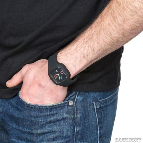 索尼PlayStation手表公布 形似apple watch